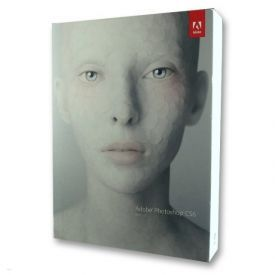 Adobe Photoshop CS6 Box Lacrado