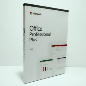Microsoft Office 2019 Pro Plus Box Lacrado