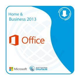 Microsoft Office Home Business 2013 FPP-ESD