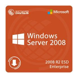 Licença Windows Server 2008 R2 Enterprise ESD