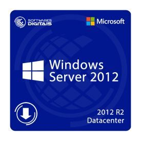 Licença Windows Server 2012 R2 Datacenter ESD