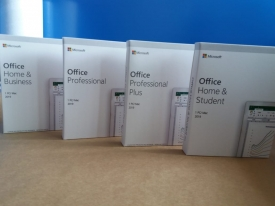 Microsoft Office Home Student 2019 - 79G - 05029 FPP Box Lacrado
