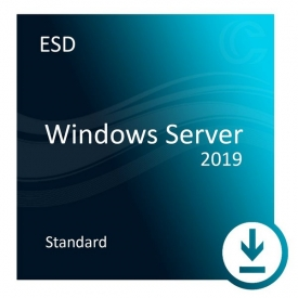 LICENÇA MICROSOFT WINDOWS SERVER STANDARD 2019 FPP-ESD