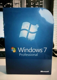 Licença Microsoft Windows 7 Professional FQC-00146 Box Lacrado