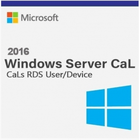 5 CAL ACESSO MICROSOFT WINDOWS SERVER 2016 STANDARD