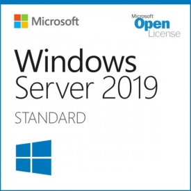 Microsoft Windows Server Standard 16Core 2019 Open