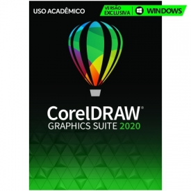 CorelDRAW Graphics Suite 2020 Versão Educacional