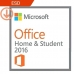 Licença Microsoft Office Home Student 2016 - 79G-04286- ESD Digital Download